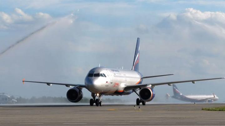 Из Казани пассажиры рейса Екатеринбург – Москва вылетели другим самолетом