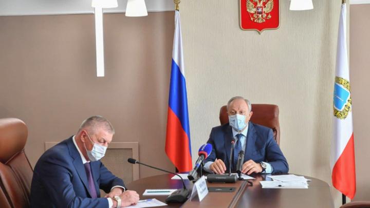 Фото: пресс-служба Правительства Саратовской области