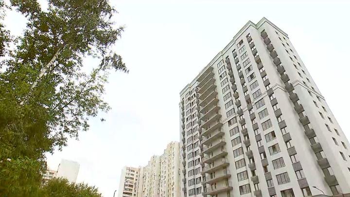 Собянин включил в программу реновации жилья 10 новых площадок