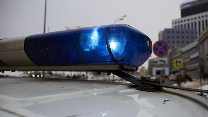 На Кузбассе сотрудники ГИБДД проводили с мигалками машину с беременной до больницы