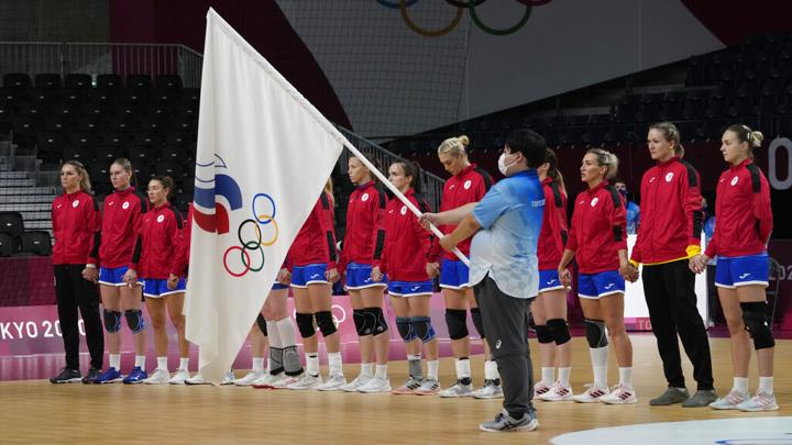 Флаг ОКР и Чайковский: сборная России готова к Играм в Пекине
