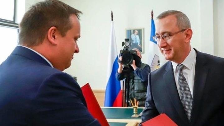 Нижегородская и Калужская область намерены развивать сотрудничество
