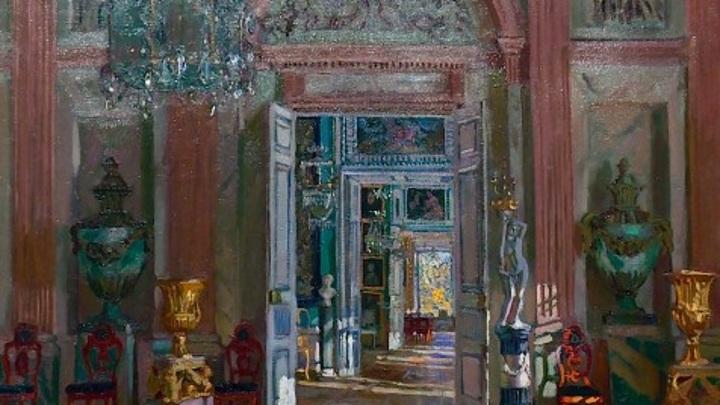 В Калужском музее изобразительных искусств представили шедевры Серебряного века
