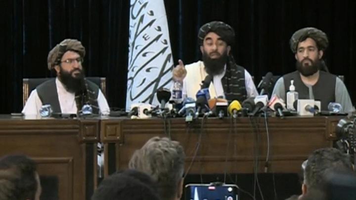 Талибы приедут в Москву. Путин с ними не встретится