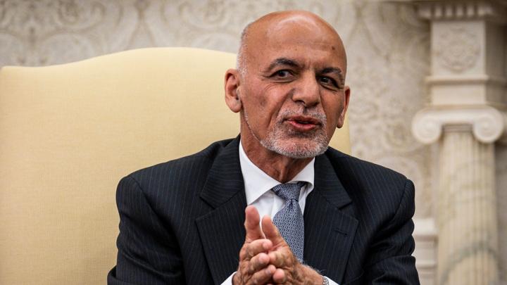 Бежавший из Афганистана Ашраф Гани украл из казны 169 миллионов долларов