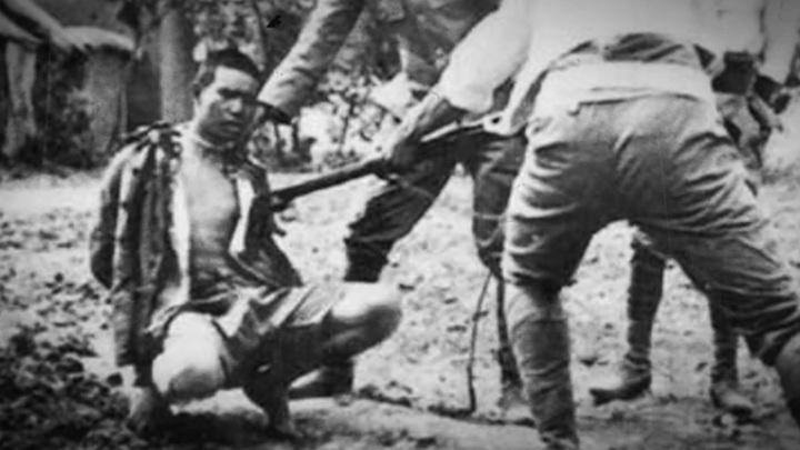 ФСБ рассекретила новые документы о бесчеловечности Японии в годы войны