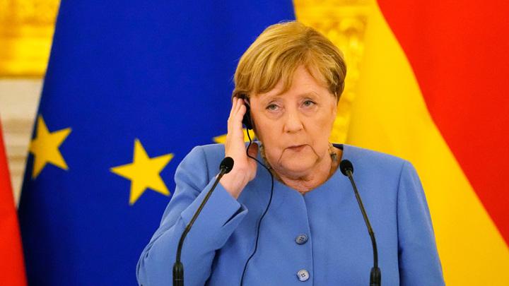 Канцлер Германии ответила на вопрос о RT