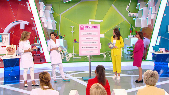 Екатерина Жуманова рассказала о дисфункции яичников
