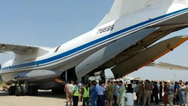 Захвачен и украден? Детали инцидента с бортом ВВС Украины в Кабуле