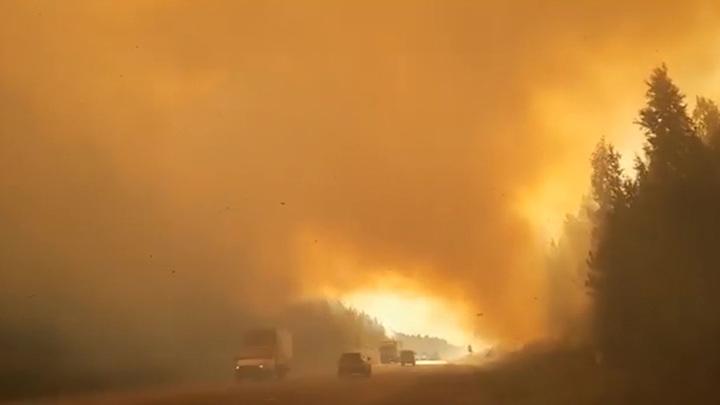 Уголовное дело возбуждено после гибели детей при пожаре в Свердловской области