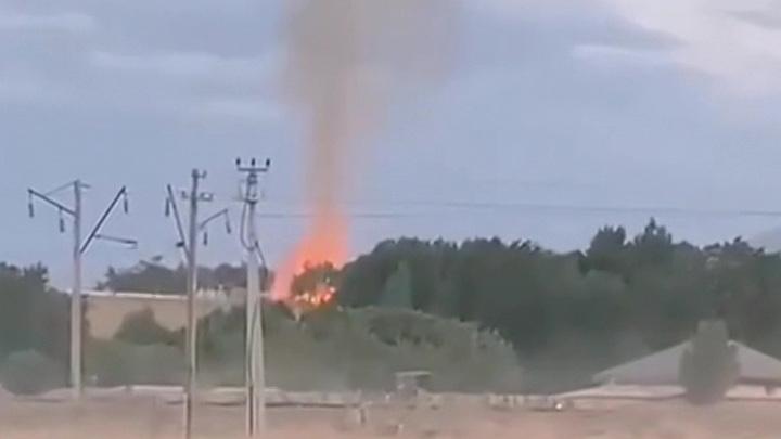 При взрывах на складах боеприпасов в Казахстане погибли девять человек