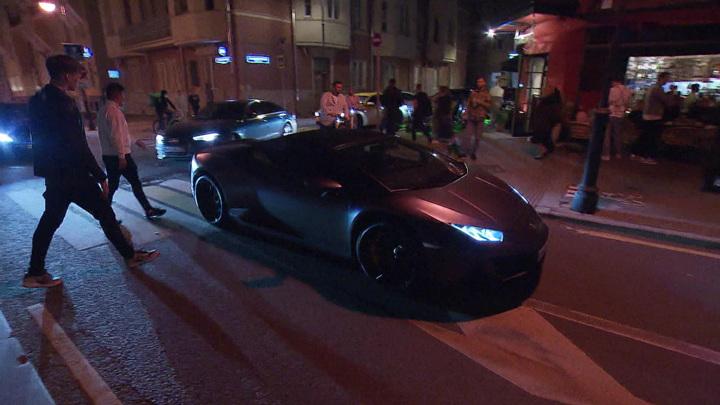 В Москве установили камеры на шум от авто и мотоциклов
