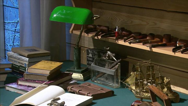 В Музее кино на ВДНХ открылась выставка, посвященная 85-летию Станислава Говорухина
