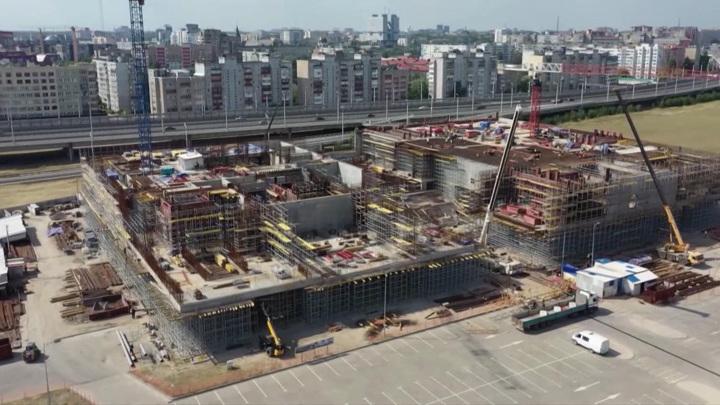 Строительство культурно-образовательного кластера в Калининграде завершат в этом году