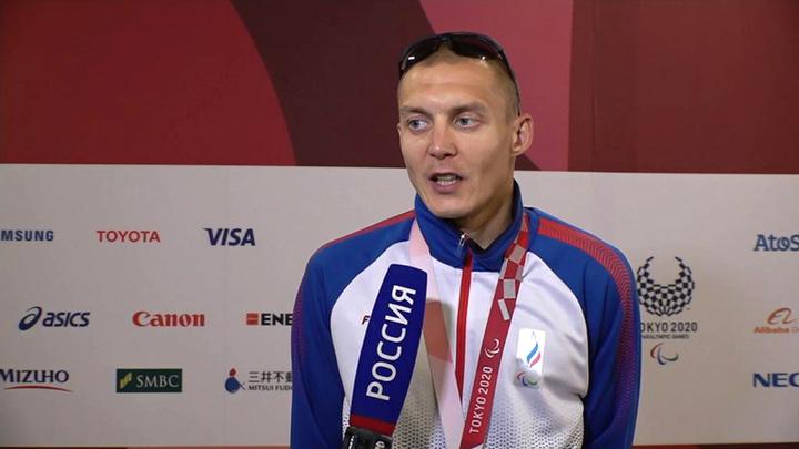 Путин поздравил легкоатлета Кулятина с золотом на Паралимпиаде