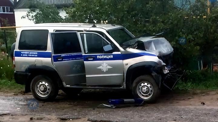 Пьяный полицейский наехал на пешехода: в Чувашии возбуждено уголовное дело