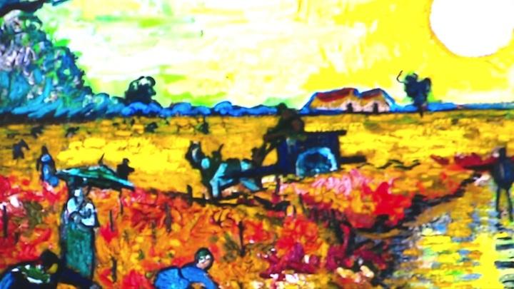 """Нейросети определили """"полосы везения"""" в творчестве Ван Гога"""