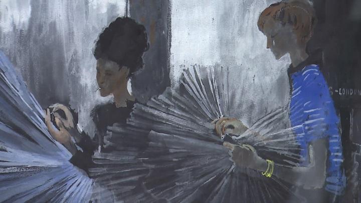 Новая Третьяковка готовит к открытию выставку Юрия Пименова