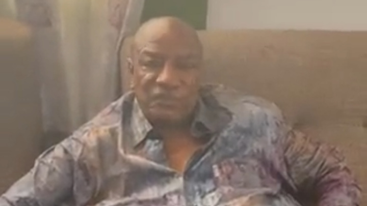 Военные мятежники задержали президента Гвинеи Альфу Конде