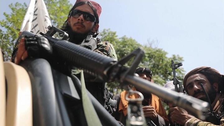 Путин предупредил об экспансии террористов с территории Афганистана