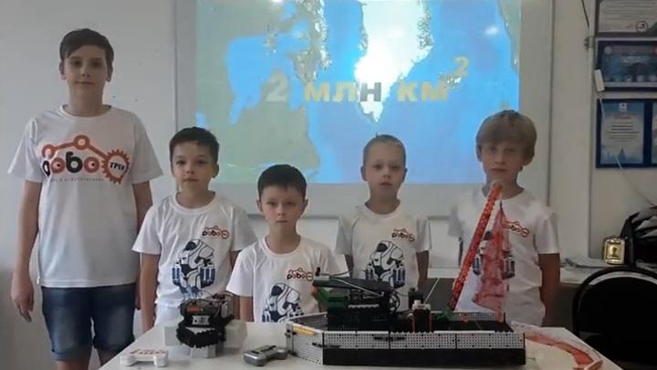 Юные российские робототехники взяли 17 медалей IYRC 2021