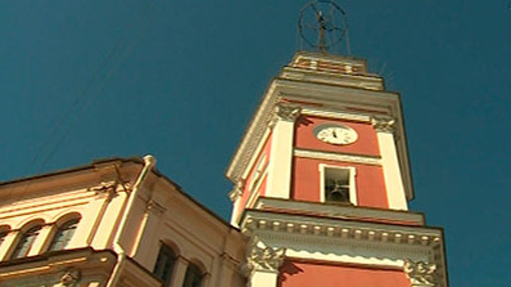 В Петербурге для посетителей открыли башню городской Думы
