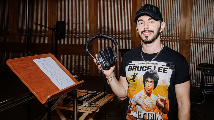 """Тимур Родригез подарил свой голос персонажу мультфильма """"Кощей. Начало"""""""