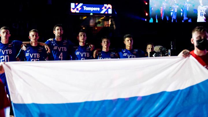 Волейболисты России и Украины оспорят 1/4 финала чемпионата Европы