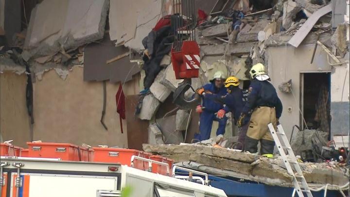 Взрыв газа в Ногинске: извлечены тела всех погибших