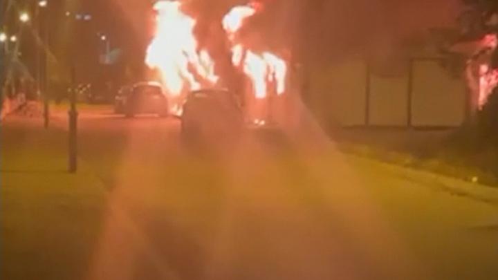 Начато расследование по факту пожара в госпитале в Северной Македонии