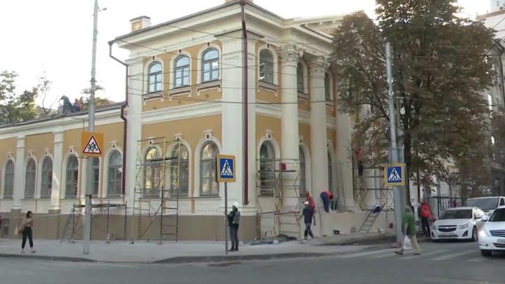 Усадьбе Скибиневского в Саратове возвращают былое великолепие