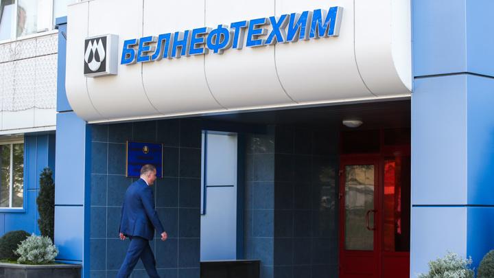 Белоруссия остановила прокачку нефти в Словакию и Венгрию