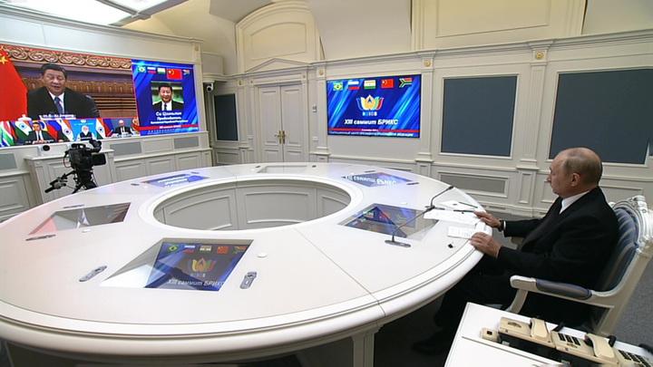 Путин высказал свое мнение о ситуации в Афганистане на саммите БРИКС