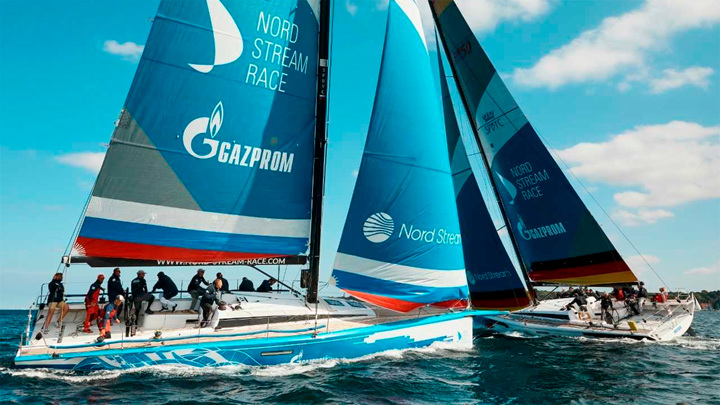 Парусный спорт. Регата Nord Stream Race стартовала в Киле
