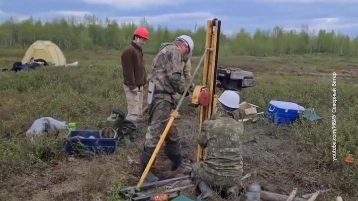Вечную мерзлоту в России возьмут под контроль