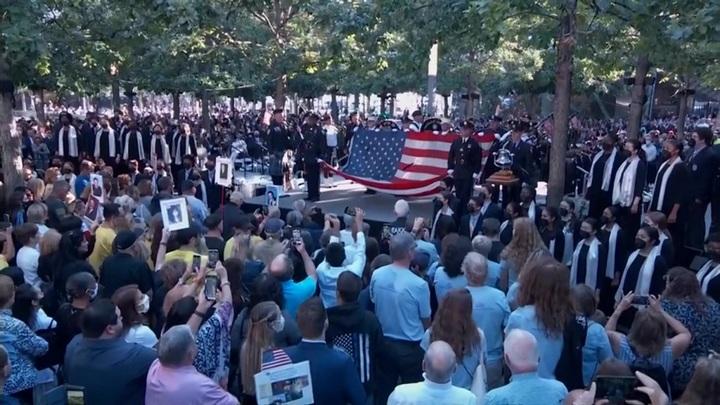 Боль не утихает: США вспоминают трагедию 11 сентября