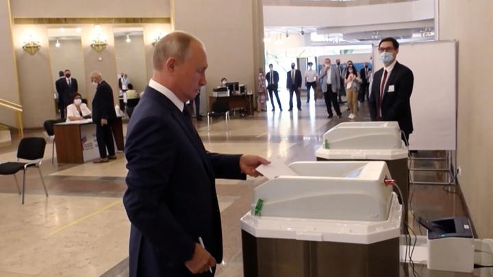 Интрига Путина: планы президента