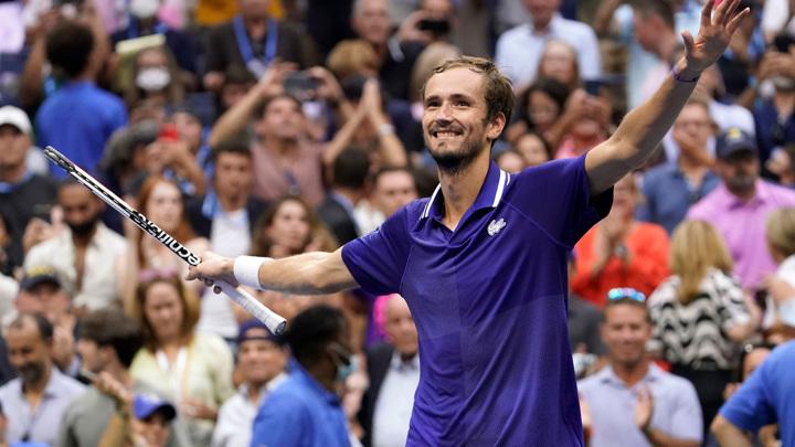 Матыцин поздравил Медведева с победой на US Open