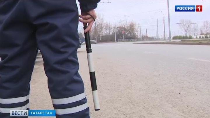 В результате ДТП в Казани пострадала беременная женщина