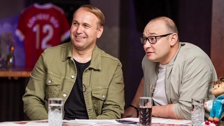 Денис Казанский (слева) и Константин Генич