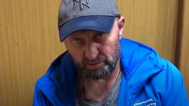 """Перед задержанием Мавриди """"засветился"""" в московском магазине"""