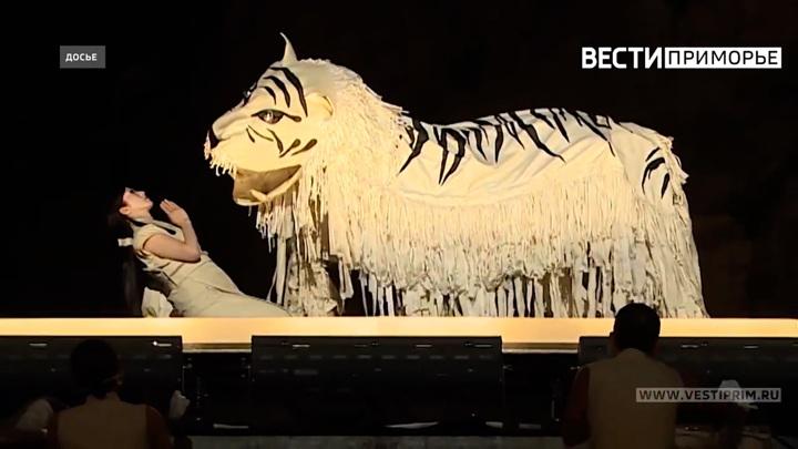 Приморцы увидят спектакли Международного театрального фестиваля