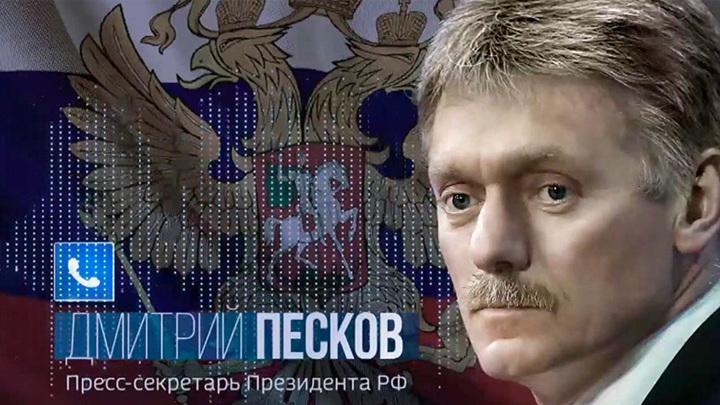 Песков: Путин зарегистрировался для электронного голосования на выборах