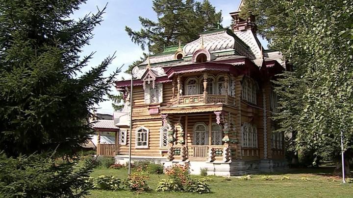Меценат и старообрядец: на даче Бугрова в Володарске появилась экспозиция о прежнем владельце