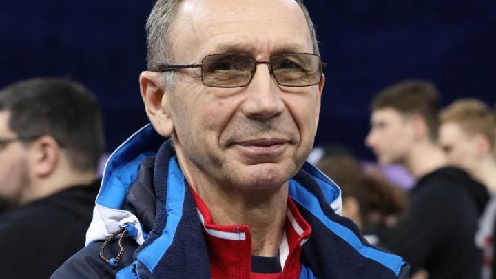 Умер заслуженный тренер России Мавлютов