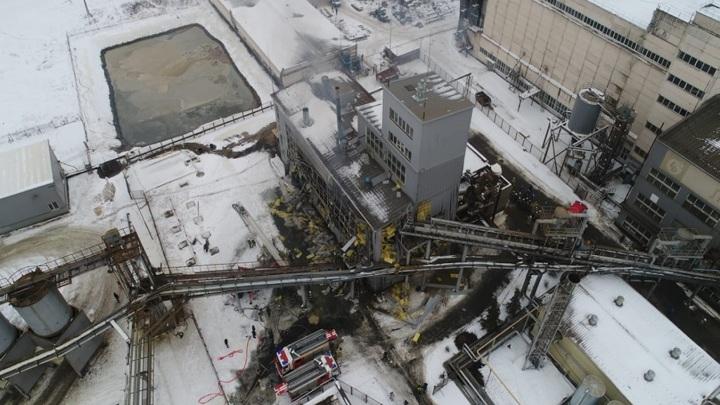 """Уголовное дело о взрыве на заводе """"Либойл"""" передано в суд"""