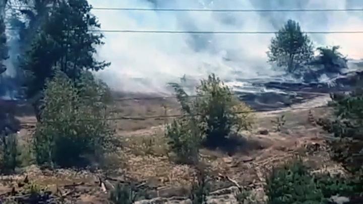 Следователи начали проверку после пожара в больнице под Воронежем