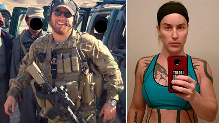 Трансгендер-спецназовец из США дебютировал в женском ММА