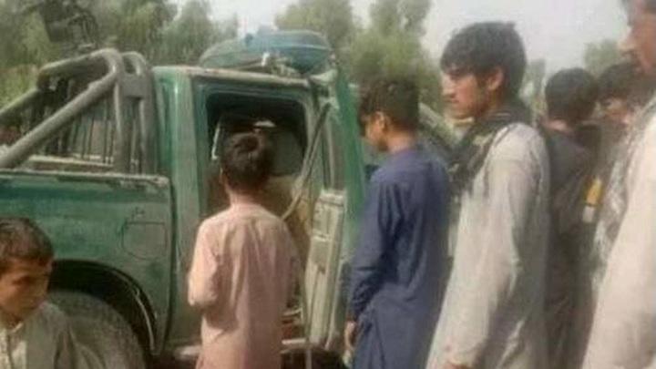 Жертвами взрыва в Джелалабаде пали четыре человека