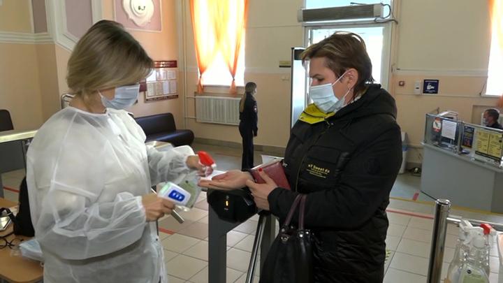 Число случаев коронавируса в России выросло на 19 706